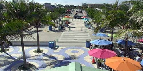 Anglin's Square -  live webcam , Florida Fort Lauderdale