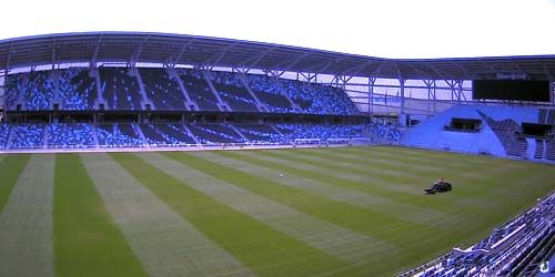 Allianz Field - football stadium -  live webcam , Minnesota Minneapolis
