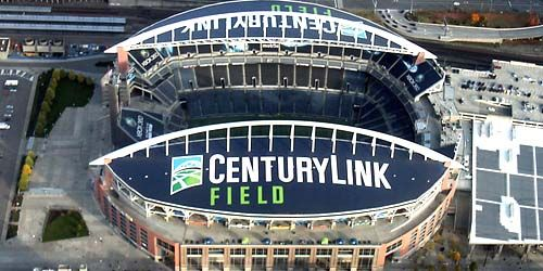 Stade Centurylink Field -  Webсam , Washington Seattle