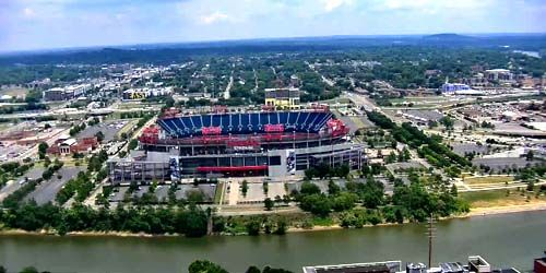 Estadio Nissan -  Webcam , Tennessee Nashville
