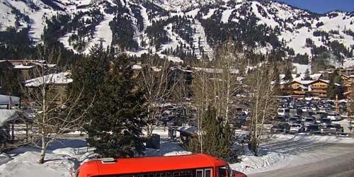Cámara PTZ en Teton Village -  Webcam , Wyoming Jackson