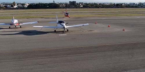 Torrance Airport -  live webcam , California Los Angeles