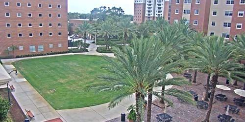 University of Tampa Vaughn Center -  live webcam , Florida Tampa