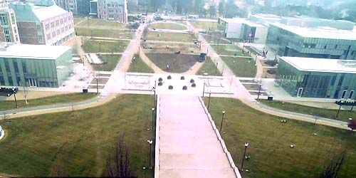 Washington University -  live webcam , Missouri Saint-Louis