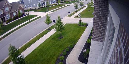 Residential village -  live webcam , Indiana Indianapolis