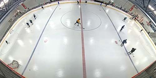 VMCC arena Ice Palace Inver Grove Heights -  live webcam , Minnesota Saint Paul