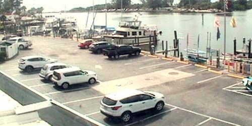 Amarre de yates -  Webcam , Florida Tampa