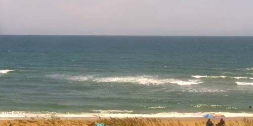 Beach on Hatteras Island -  live webcam , North Carolina Jacksonville